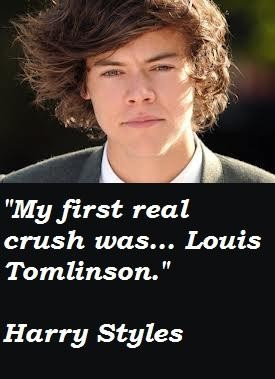 Harry Styles Funny Quotes