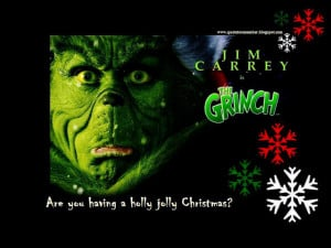 Grinch Movie Quotes [the grinch, when a taxicab
