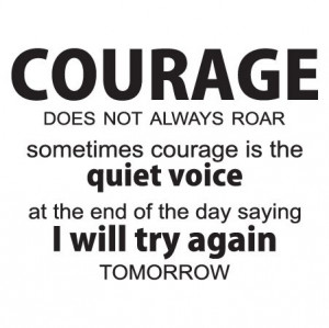 Try Again Tomorrow Wall Quotes™ Decal