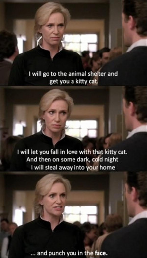 Funny Glee Quotes http://www.dumpaday.com/random-pictures/funny ...