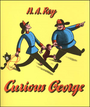 Curious George Item #: 007804