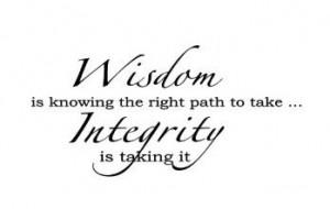 Mahatma gandhi influence integrity and tide