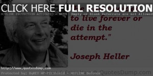 joseph heller picture Quotes 2