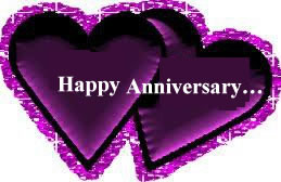Happy Wedding Anniversary to the couple who are just made for each ...