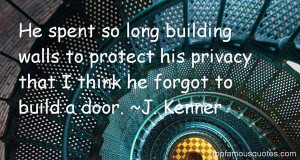 Quotes About Building Walls Pictures