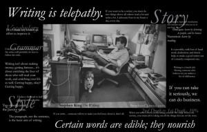 ... Stephen King's On Writing | Stephen C. JamesStephen King, Quotes