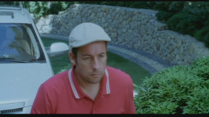 Adam Sandler Sandler in Funny People