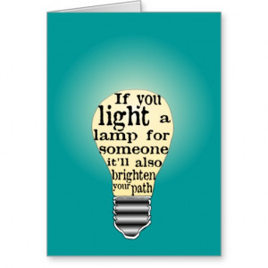Inspiring Care Giving Quote Cards