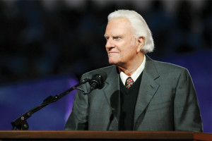 ... book Billy Graham in Quotes , which features quotes on more than 100