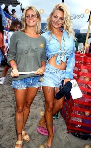 Eggert And Pamela Anderson