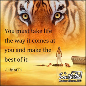 ... Quotes In Life Of Pi: Life Of Pi Life Of Pi, Movie And Movie Quotes