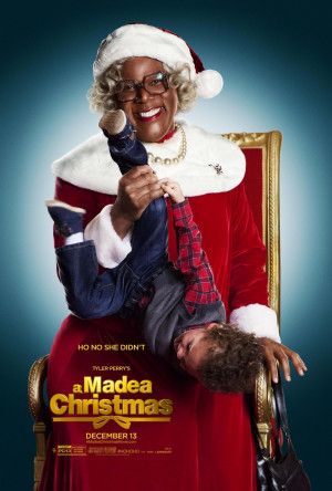 Tyler Perry's A Madea Christmas – Audio Review