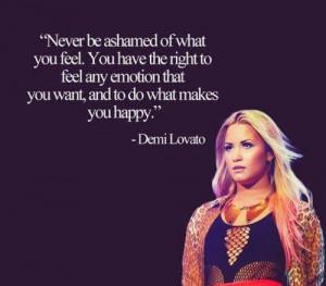 Demi Demi Lovato life quotes strong demi lovato quote