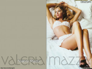 Free Download Full Size Valeria Mazza Wallpaper Num