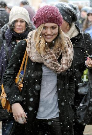 Elizabeth Olsen at Sundance