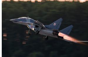 MiG-29UB Poland Piotr Zdunek