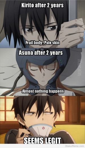 Sword Art Online Logic