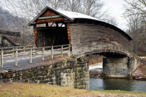 quotes and pictures of covered bridges | HUMPBACK BRIDGE: Looks a lot ...