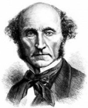 John Stuart Mill, British philosopher, political economist, Biography