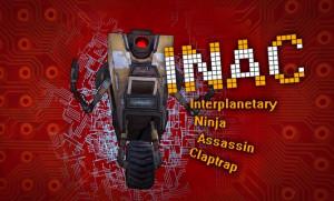 ... see claptrap disambiguation interplanetary ninja assassin claptrap