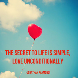 the-secret-to-live-jonathan-raymondi-daily-quotes-sayings-pictures.jpg