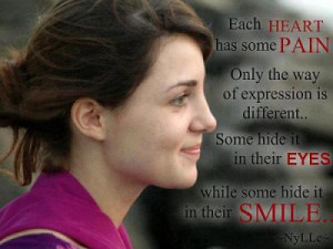 Each Heart Quotes About Her Beautiful Smile