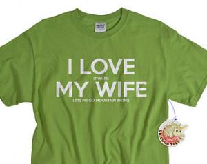 ... mountain biking funny t-shirt mountain bike tshirt shirt husband gifts