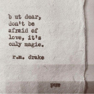 Drake quote onLove