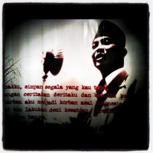 Soekarno. Istana Negara, Jakarta, 20 Mei 1962.