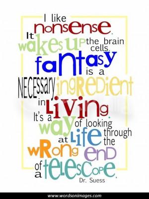 Famous quotes by dr seuss