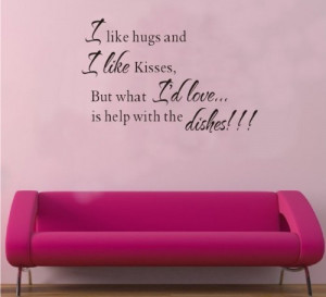 ... never say never. cute music wall art wall sayings quotes from New