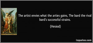 Hesiod Quote