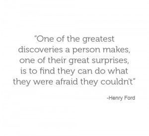 Henry Ford On Hidden Depths