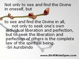 Sri Aurobindo divine