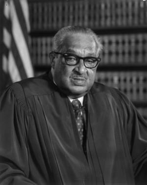 Thurgood Marshall (July 2, 1908 – January 24, 1993) Marshall was ...
