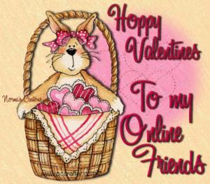 To Online Friends