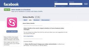 Sad Facebook Status Ideas http://www.technozeast.com/status-shuffle-on ...