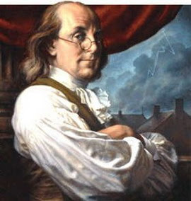 For all our Benjamin Franklin fans out there