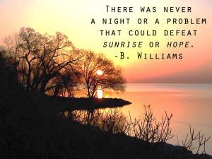 Sunrise Quotes[/caption]