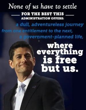 Paul Ryan Quotes #GOP2012
