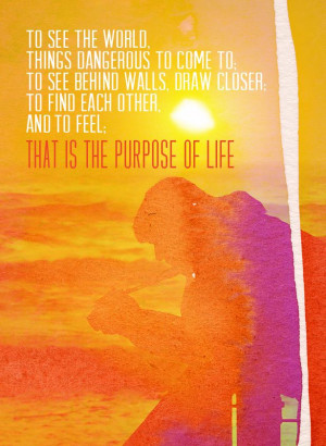 Quote Life Magazine Walter Mitty