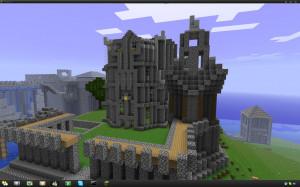 New World Fortress Side Pukli