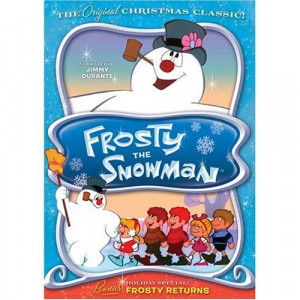 Frosty the Snowman Quotes and Sound Clips