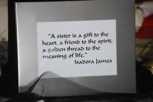 Quotes About Sister Bond Quotes About Sisters Bond