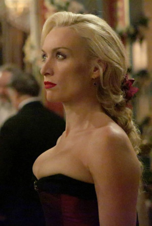 Victoria Smurfit as Lady Jane WetherbyNbc S Dracula, Dracula Jonathan ...