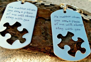 Gift - No matter where you are - Deployment Jewelry - Marine ...