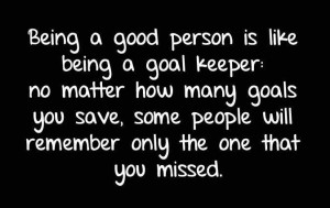 funniest Being A Good Person quote, funny Being A Good Person quote