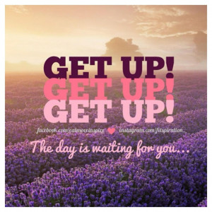 Morning motivational