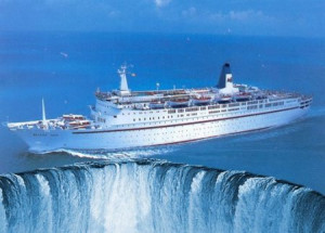 Here are some funny cruise quotes and stories that I have come across;
