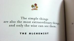 The Alchemist Book Quotes
